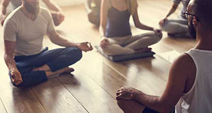 Djurensrätt and jivamukti yoga celebrates the yoga day to raise money for animal rights