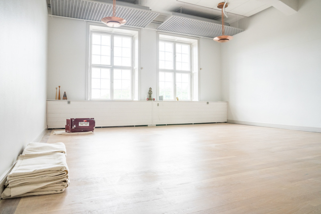 Yoga Studio in Stockholm at Wild Wood Sweden and Jivamukti Yoga Stockholm