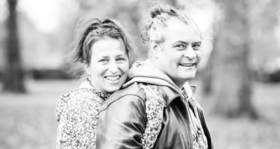 Selina Jo and Ulrich John the founders of Jivamukti Yoga Sweden and Wild Wood Sweden